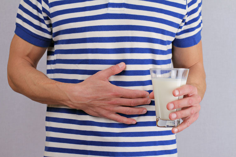 São sintomas de intolerância à lactose são os mesmos para todos